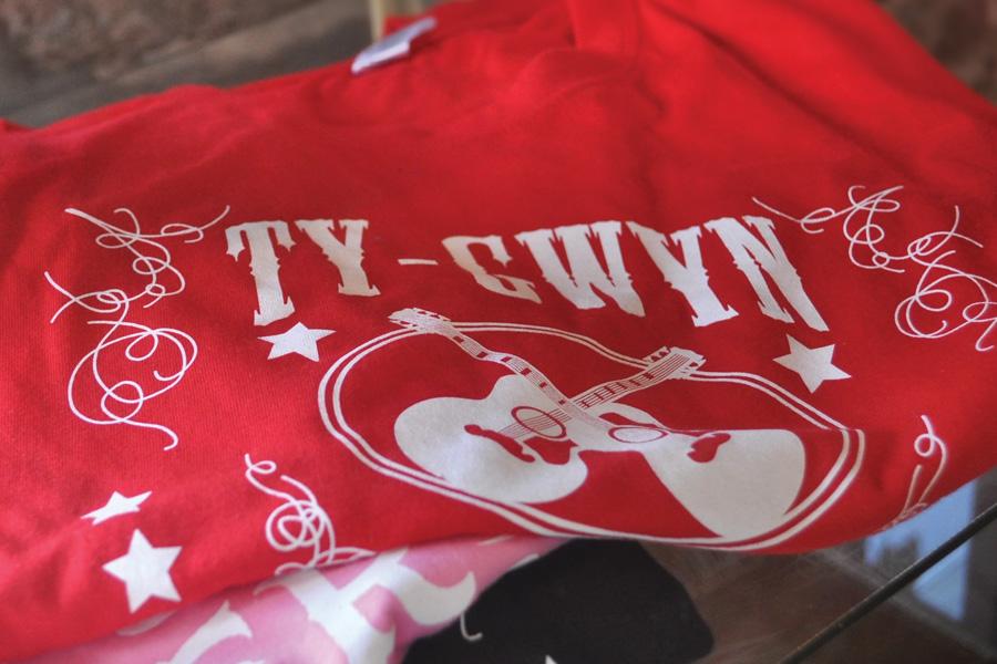 Ty Gwyn Cider T-shirt