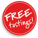 Ty Gwyn Cider FREE tastings badge