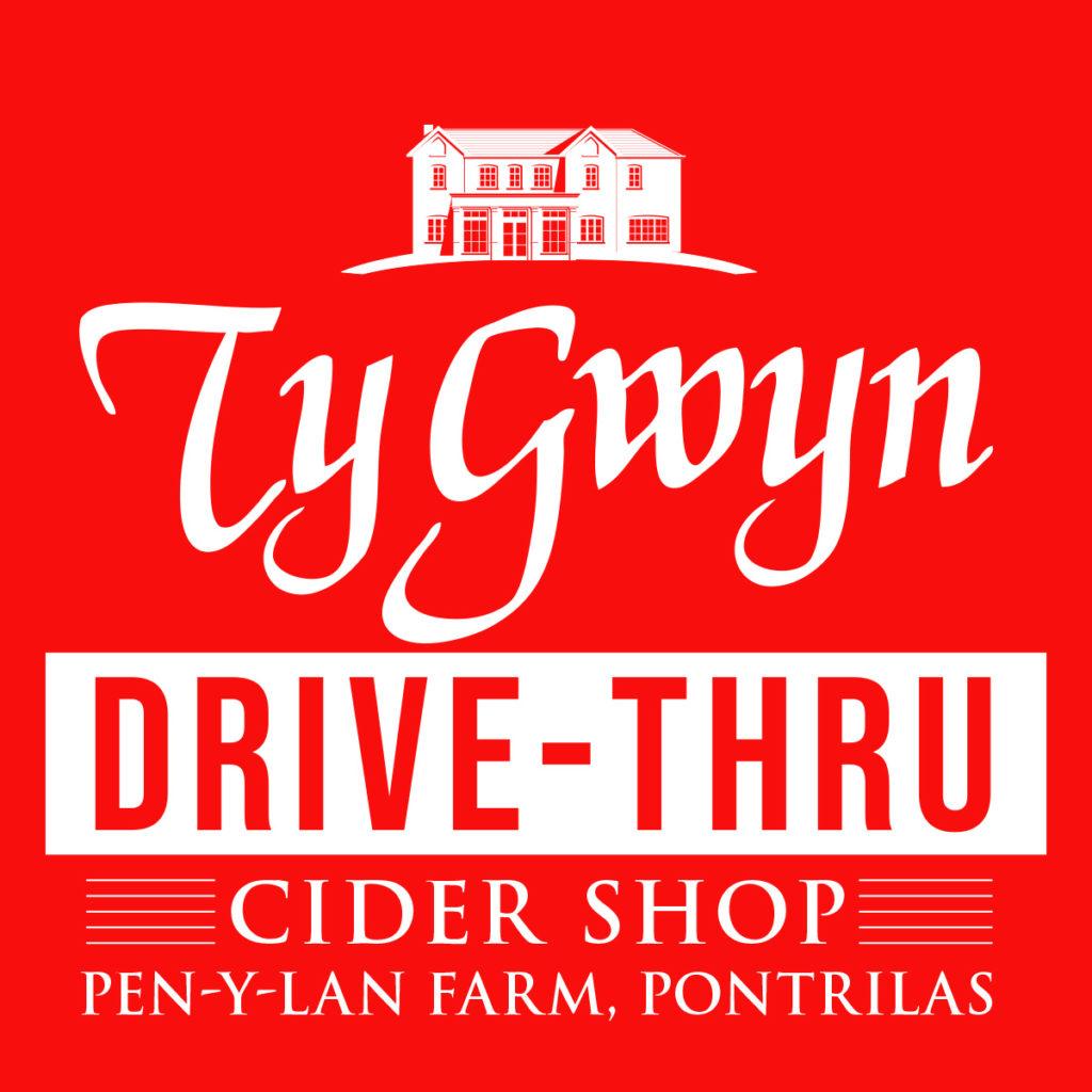 Ty Gwyn Cider Drive-Thru