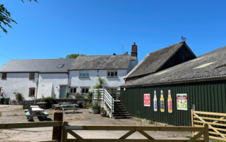Penylan Farm and the Ty Gwyn Cider shop